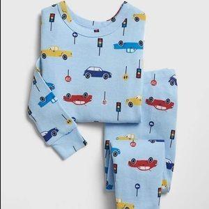 GapKids 'Traffic' Pajama Set - Blue - Size 5T